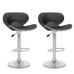 Improve any counter seating area with the CorLiving Bar Stool. This bar stool features a full back, which provides complete comfort. It features a pedestal, providing you with reliable stability due to its strong design. This stool has a modern style Upholstered Bar Stools, Swivel Bar Stools, Bar Chairs, Counter Stools, High Chairs, Lounge Chairs, Room Chairs, Dining Chairs, Dining Room
