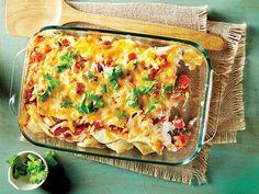 Nous avons regroupé les recettes qui épateront la galerie le soir du Super Bowl.--------  Burritos cuits au four