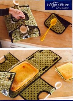 Casserole Carry-All Pattern by Indygo Junction