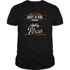 Awesome Tee A Kid From Appleby  Texas Shirts & Tees