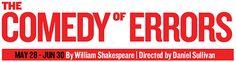 Comedy of Errors-Shakespeare in the Park | CALENDAR