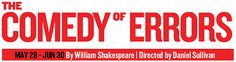 Comedy of Errors-Shakespeare in the Park | CALENDAR