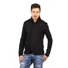 Emporio Armani Men's Jacket BLACK #EMPORIOARMANI #DesignerJacket