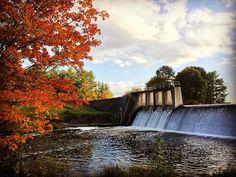 #WonderWatch 2015-136 Postcard Perfect #PikeCountyPA #pennsylvania #instagram #instalike #sandylongphotos #Autumn #fall #GlimpsesOfFall #leaves #PoconoMtns #TakeONPocono #UpperDelawareRiverRegion