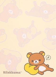rilakkuma bear coloring pages - photo#26