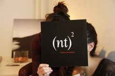 nt squared, corporate identity, delft, nl on Behance