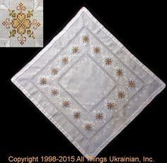 AllThingsUkrainian.com Embroidery # TE1538