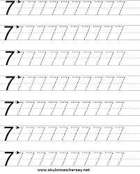 Картинки по запросу 7 rakamı boyama