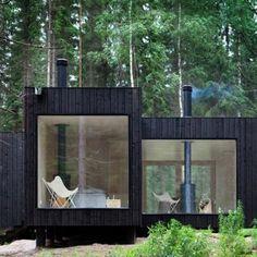 Log cabin - Sweden