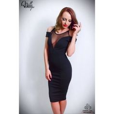 Rochie neagra pana la genunchi Bodycon Dress, Black, Dresses, Fashion, Gowns, Moda, Body Con, Black People, Fashion Styles