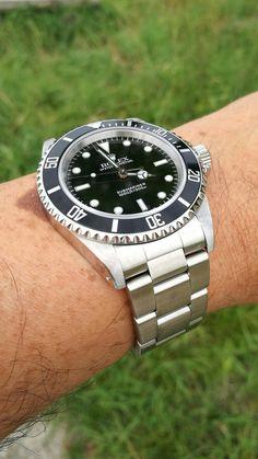 Rolex Submariner 14060 Twoliner