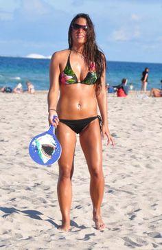 "Sammi ""Sweetheart"" Giancola - because her abs and her attitude are BOSS. Sammi Giancola, Fit Girl Inspiration, Swimsuits, Bikinis, Swimwear, Radar Online, Star Show, Thinspiration, Bikini Photos"