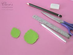 Clare's creations: Leaf Tutorial Paper Origami Flowers, Leaf Shapes, Leaves