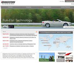 Bridgestone Corporation    (via http://www.bridgestone.com/index.html )