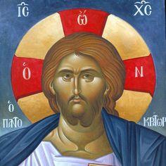 Ιησούς Χριστός Παντοκράτωρ / Jesus Christ Pantocrator