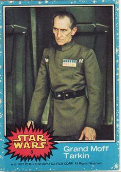 1977 Star Wars Base Singles (Pick Your Cards) Star Wars Love, Star Wars Art, Star Trek, Grand Moff Tarkin, Star Wars Episode 4, Star Wars Canon, A New Hope, Love Stars, Trading Cards