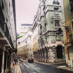 Lisboa, Rua Da Conceição (Portugal)