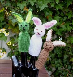 Happy Easter (free pattern)