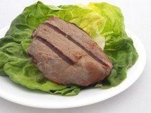 Our HCG Sirloin are measured into 3.5 ounce servings, flash frozen, and then cryo-packed for the freshest available taste of HCG meal available on the VLCD Phase of the HCG Diet. www.poundsandinchesaway.com