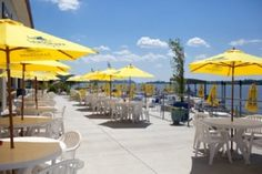 Great restaurant patios in St. Louis, St. Charles and Grafton