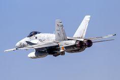 Spanish Air Force McDonnell-Douglas EF-18A Hornet