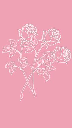 pacifylocks Aesthetic tumblr backgrounds Flower wallpaper Flower aesthetic
