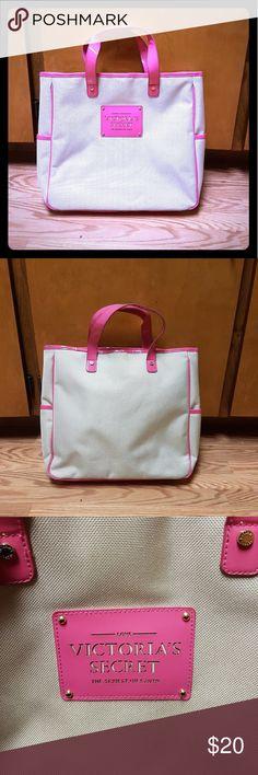 Victorias Secret bag Used twice Victorias Secret bag in perfect condition Victoria's Secret Bags