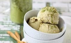 #1 Lody o smaku zielonej herbaty
