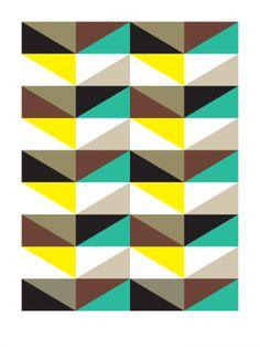 Eddy (2013) // Geometric Art by Gary Andrew Clarke
