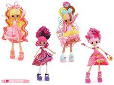 Lalaloopsy Girls Crazy Hair Doll