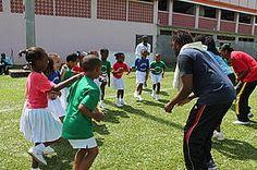 International Sports and Development organizations.