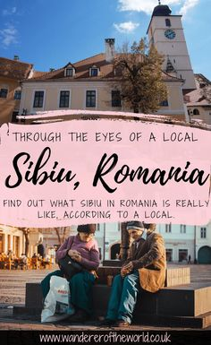 Through The Eyes Of A Local: Sibiu, Romania