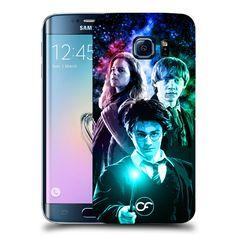 Case Fun Harry Ron & Hermione Harry Potter Hard Case for Samsung Galaxy S6 Edge #iphone #mycasefun #iphonecase #samsungcase #samsung #casefun