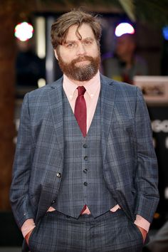 Zach Galifianakis funniest moments (videos)