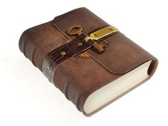 Locked Draconians 6.5 x 5.5 in journal in gift by aLexLibris, $78.00