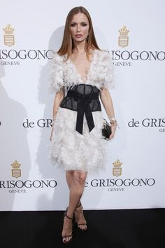 Georgina Chapman. De Grisogono Party, Cannes Film Festival, May 17 2016