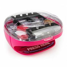 The Color Workshop® 7-Piece Nail Dryer Manicure System at Big Lots.