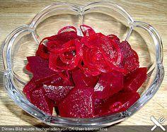 Würzig eingelegte Rote Bete, ein gutes Rezept aus der Kategorie Haltbarmachen. Bewertungen: 34. Durchschnitt: Ø 4,2.