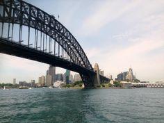 Sydney Harbour Bridge @sydneymalaytours