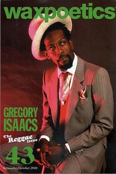 Gregory Isaacs - the Cool Ruler <3