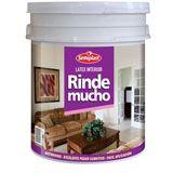 Látex Interior Sinteplast Rinde Mucho Blanco 20Lt $740.00