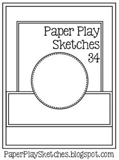 Paper Play Sketches: Paper Play Sketches Ch# 34