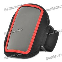 Material: Diving cloth - Casual & fashionable design - You can use it to enjoy your music while jogging running & exercising etc. - Compatible with Iphone 4 / Iphone 4S / HTC G22 & HTC G21 http://j.mp/1uO8nzN