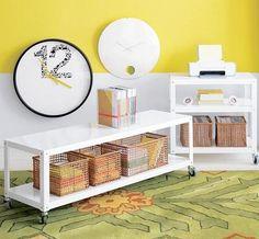 Budget Basics: Cheap Shelving & Storage