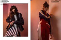 Odalisque Magazine  Photographer // Tina Picard  Fashion Stylist // Felicia Ann Ryan  MUA + Hair // Julia Crimson  Model // Monocco // Elmer Olson Felicia, Fashion Stylist, Stylists, Editorial, Ann, Ruffle Blouse, Magazine, Model, Tops