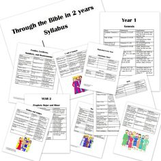 Family Bible study. For the main bible stories there's reference (what to read) and - very useful - application. That's it. I like this approach esp with kids 4-8.