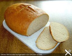 Buttermilchbrot für den Brotbackautomat