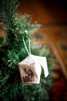 loved this blog for ideas for our ornaments on our Advent Jesse Tree