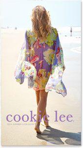 Cookie Lee Summer Look Book www.cookielee.biz/suheirpfeil