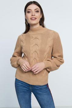 25388bfa Pologensere - Gina Tricot. Ines strikket genser
